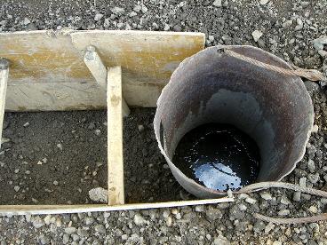 井戸掘削工事