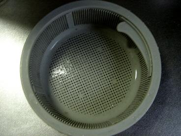 キッチン排水溝のヌメリ予防