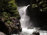 付知の滝 ちょっと遠くから撮影