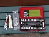 用意した道具
