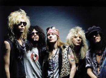 Guns n' Roses origin
