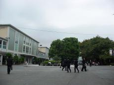 慶應義塾大学日吉(慶應ラリー2008) (5)