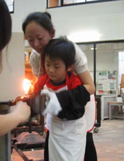 Blog 親子体験09夏