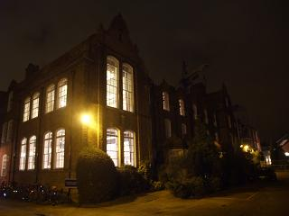 Margaret Wileman Building (Hughes Hall)