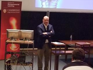 Dr Michael Lynch, Autonomy Corp. plc