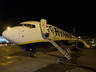 Ryanair@Stansted Airport