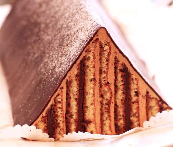 今日のケーキアップ