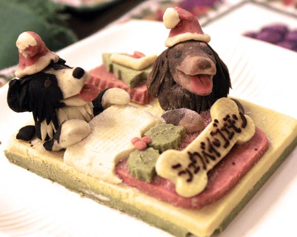 厚木の正月3ケーキ