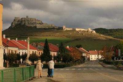 スピシュ城