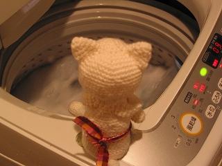 ジル村さん 洗濯4
