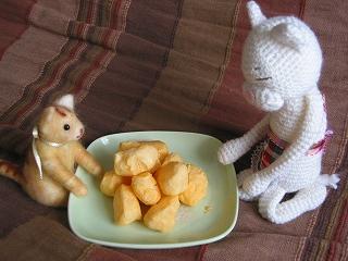 チーズもち4
