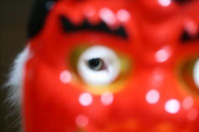 Jill 鬼の目?