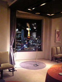 ANA インターコンチネンタルホテル 東京