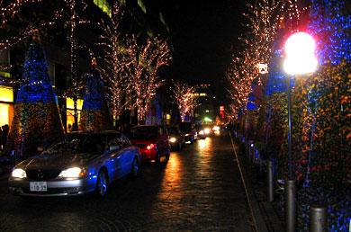 東京駅 クリスマス イルミネーション