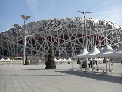 北京オリンピック会場