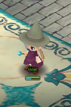 """コンチェ版!""""thief""""!!"""