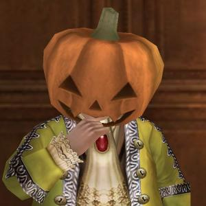 かぼちゃあたまがあらわれた