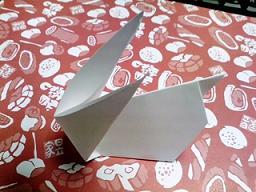 折り紙‐うさぎ