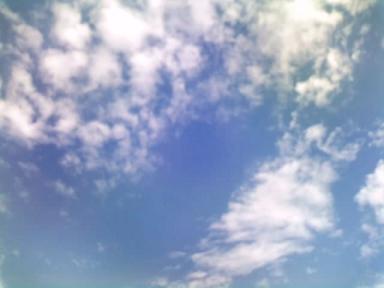 2008.09.23秋分の日の空