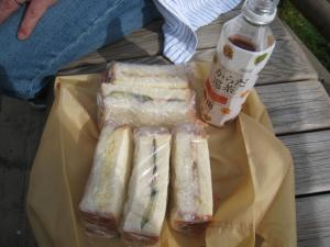 サンドイッチ♪
