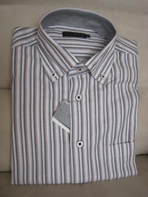 オットのシャツ