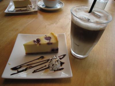 6種のベリーのチーズケーキ