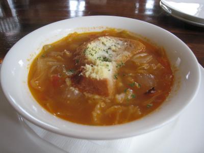 今日のおすすめ スープ