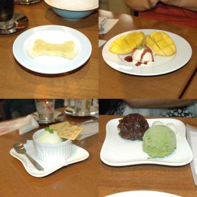 カフェでランチ&お茶~