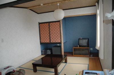 お部屋の中~和室
