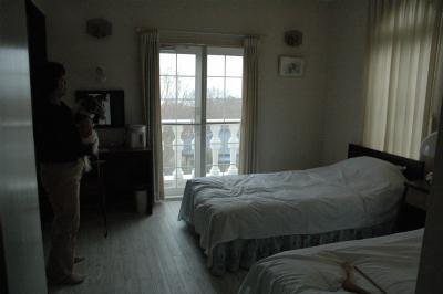 お部屋の中~洋室