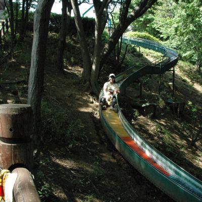 初ジャンボ滑り台