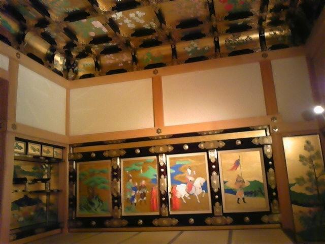 熊本城 天井