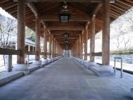 清大寺廊下