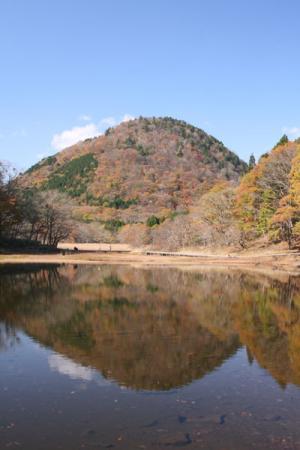 大沼園地の秋