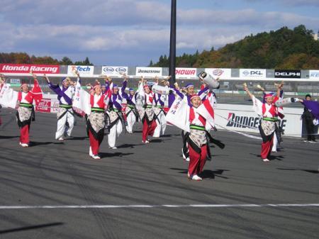 YOSAKOI秋祭り