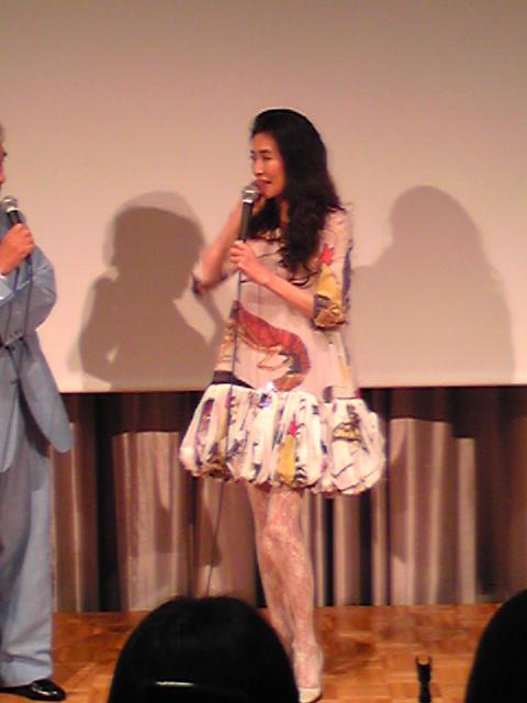 萬田久子さん2