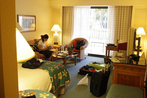 4日ホテル