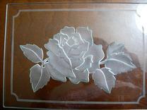 薔薇の花~♪
