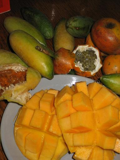 ケニアのフルーツ