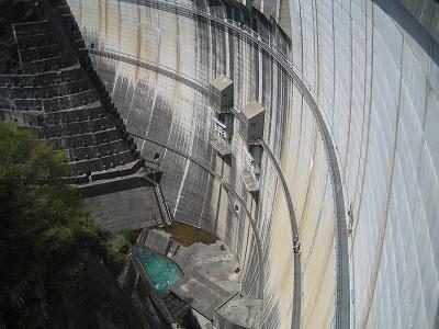 036 2009.5.2川治ダム八汐湖