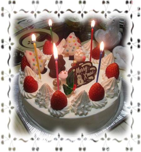 おとなケーキ。