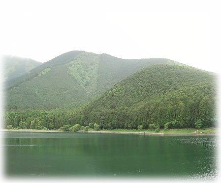 田貫湖。2