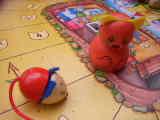 猫とネズミの大レース