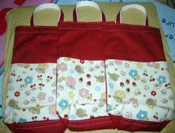 ビニール袋ホルダー 3個