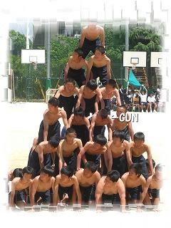 組み体操2