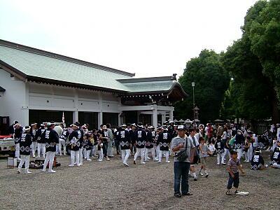 脇濱戎神社境内