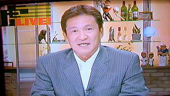 片岡サン原稿棒読み!