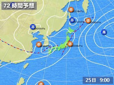 07.25予想天気図