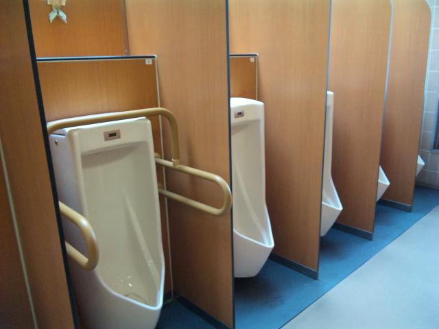 甲南SAのトイレ