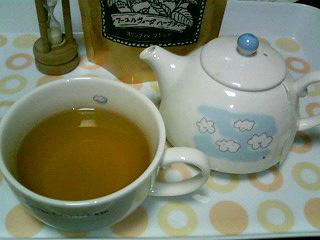 トゥルシー茶